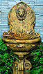 Classic Lion Wall Fountain #2062-FW