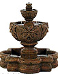Greenleaf Majesty Fountain #2073-FSQ