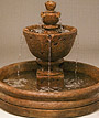 Tuscany Garden Fountain #2074-F4