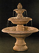 3 Tier Venetian Fountain #2087F
