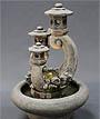 Garden Lantern Fountain #2110-F
