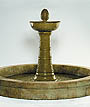 "Castilian Fountain with 98"" Basin #2114-FAW9"