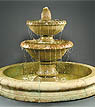 Sonoma Fountain w/Old Euro Basin #2123-FAWC
