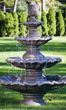 Large Four Tier Fountain #3305 basin #2089-f7