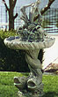 "48"" Mermaid & Fish Fountain #3448 basin #2089-f7"