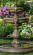 Classic Ram's Head Fountain #3514 basin #2089-f7