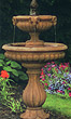 "60"" Classic Ram's Head Fountain #3531 basin #2089-f7"