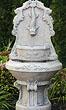Koi Garden Fountain #3536 basin #2089-f7