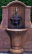 Cottage Garden Fountain #3543 basin #2089-f7