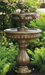 60&quot; Classic Lion Head Fountain #3561 basin #2089-f7
