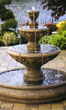 Three Tier Sonoma Pool Fountain #3577 basin #2089-f7