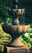 Two Tier Parlor Fountain #3601 basin #2089-f7