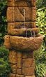 Russo Spill Fountain #3602 basin #2089-f7