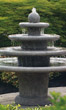 Gozo Sphere Fountain #3622 basin #2089-f7