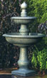 "66"" Two Tier Monticellol Fountain #3459 basin #2089-f7"