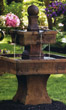 50&quot; Oliveto Fountain #3634 basin #2089-f7