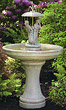 "55"" Rainy Day Golfer Fountain #3654 basin #2089-f7"