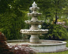Renault Extra Large  Fountain in 12' Pool #3658