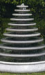 10-Tier Gozo Fountain on Classic Pool #3659 basin #2089-f7