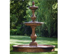 Savona Fountain on 8' Pool #3677