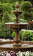 Vicenza Fountain on 6' Pool #3683 basin #2089-f7