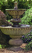 Florentine Fountain with Global Pedestal #3688 w/Pool #3669 basin #2089-f7