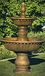 Florentine Fountain #3691 basin #2089-f7