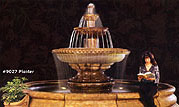 Grand Palazzo Fluted Fountain #5125F29