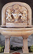 Grande Cherubs Lavabo Fountain #5737F