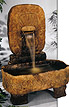 Large Arch Monolith Fountain #5877F