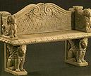 Venetian Straight Bench #612