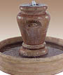 Jardin Pot Fountain #668-F