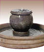 Mall Planter Fountain, Small #670-SF