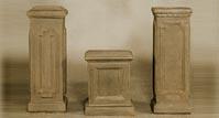 Pedestals #763, #354, #764P