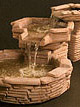 Flagstone Fountain #281-F