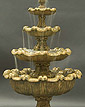 4 Tier Italian Fountain Tall #IT-4T