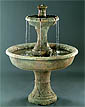 Old Shasta Fountain #LG104-F