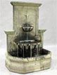 Augustine Wall Fountain #LG124-FW