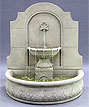 Provincial Wall Fountain #LG133-FWD