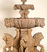 Large Lion Fountain #257-F