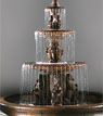 Cavalli Fountain w/ 12 ft. Bracci Basin #2133-F12