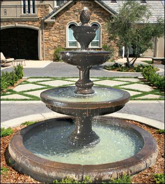 lg134faw9 mediterranean fountain